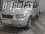 ГБО на Ford Escape -